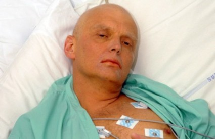 Aleksandar Litvinenko umro je groznom smrću