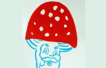 Veselim gljivama protiv depresije :)