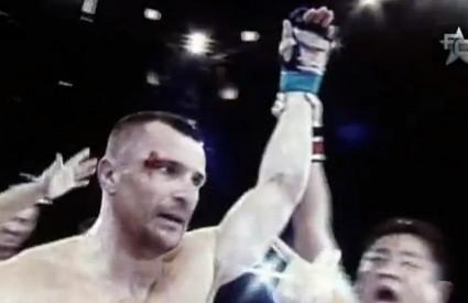 Mirko Filipović pobijedio je polugom