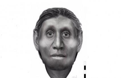 Ženka Homo florensisa