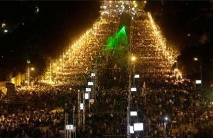 Rijeka prosvjednika u Kairu