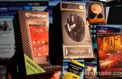 Sudjelujte u nagradnjači i osvojite Prestigio MultiPhone