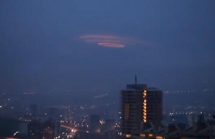 Fantastična snimka pojave iznad Ankare