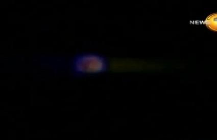 Čudnovata svjetla iznad Šri Lanke