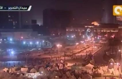 Sve jača pucnjava na Tahriru