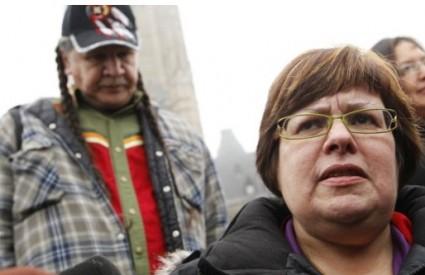 Theresa Spence štrajka glađu