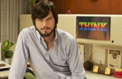 Stevena Jobsa glumit će Ashton Kutcher