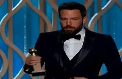 Ben Affleck je postao favorit za Oscare