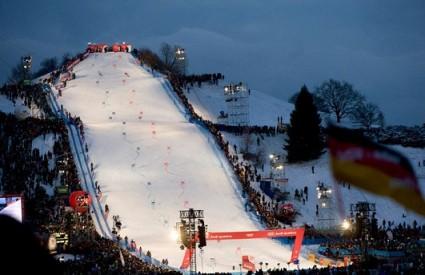 Fantastična atmosfera na spektaklu u Muenchenu