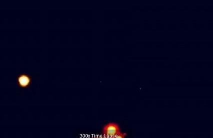 Flota NLO-a nad Mauijem