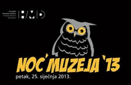 Noć muzeja 2013
