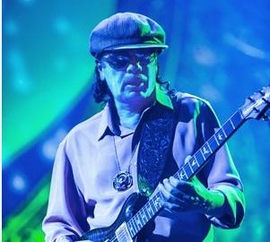 Carlos Santana stiže na Jazine