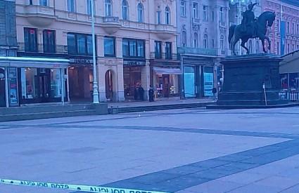 Što je eksplodiralo na Trgu?