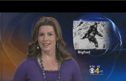 Dokazano postojanje Bigfoota?