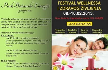 Posjetite Festival wellnessa i zdravog življenja