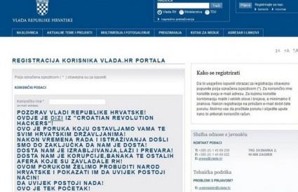 Virtualnoj Vladi virtualna šamarčina
