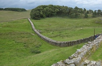 Hadrijanov zid spriječio je ostavljanje rimskog DNK u Irskoj