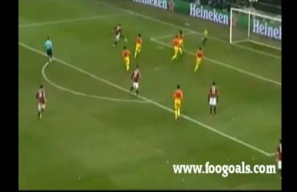 Muntari zabija drugi gol