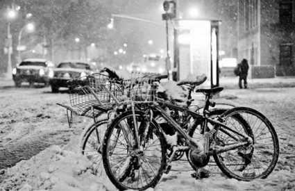 Snijeg ne prestaje padati