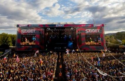 Sziget je festival s etabiliranim imenima