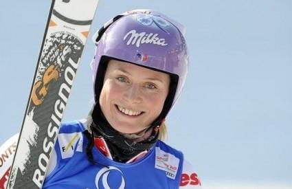 Tessi Worley ovo je treća medalja na svjetskim prvenstvima