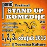 Četvrti PANČ festival stand up komedije u Zagrebu