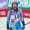 Tina Maze svjetska prvakinja u super G, Vonn slomila nogu
