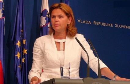 Alenka Bratušek odlučno za brzu ratifikaciju