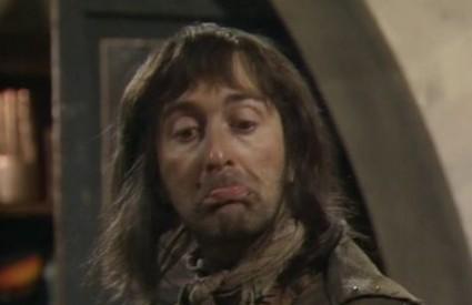 Ne zamo kakve veze sa svime ima Baldrick iz Crne guje