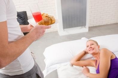 Zašto Mujo nosi doručak u krevet
