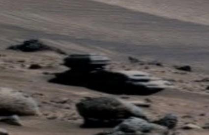 Izvanzemaljsko površinsko vozilo?