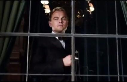 Leonardo DiCaprio kao Gatsby