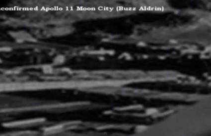 Snimka Buzza Aldrina