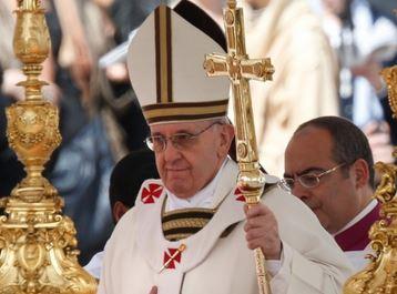 Papa izravan kao i uvijek