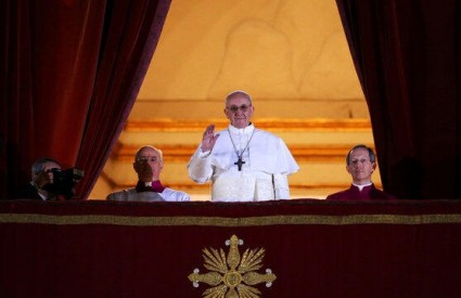 Novi papa ima marketinški potencija