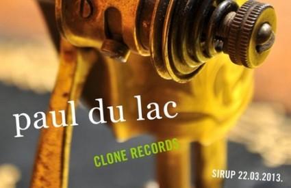 Paul Du Lac s Ekstraktom u Sirupu