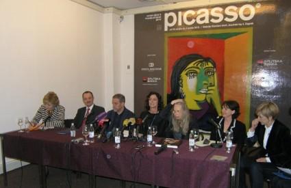 Predstavljena izložba Picassovih djela