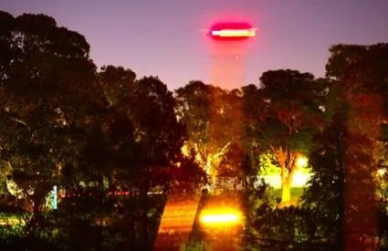 NLO nad Sydneyem?