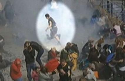 Je li ovo bostonski bombaš?