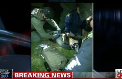 Policija je uhvatila bombaša