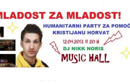 Pomozimo Kristijanu Horvatu