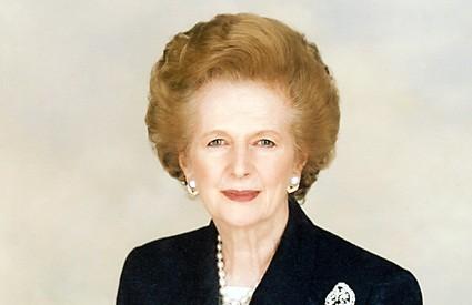 Margaret Thatcher, Željezna lady otišla je tiho
