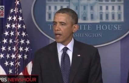 Obama prijeti i nudi pomoć