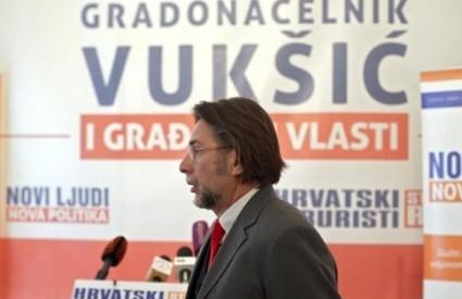 Branko Vukšić dao ostavku