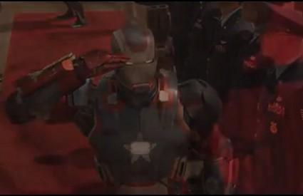 Iron Man 3 hara kino blagajnama
