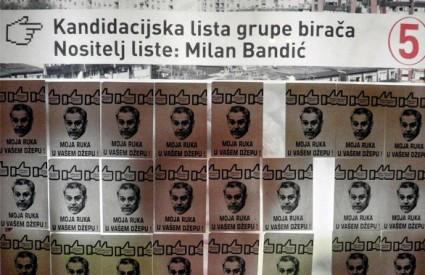 Milan Bandić - moja ruka u vašem džepu