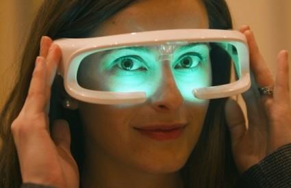 Re-timer naočale za bolje spavanje