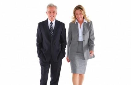 Stariji muškarci dobro se slažu s mlađim ženama