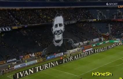 Oproštaj navijača s Turinom