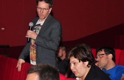 Tribina o ZAMP-u bez novinara i politike